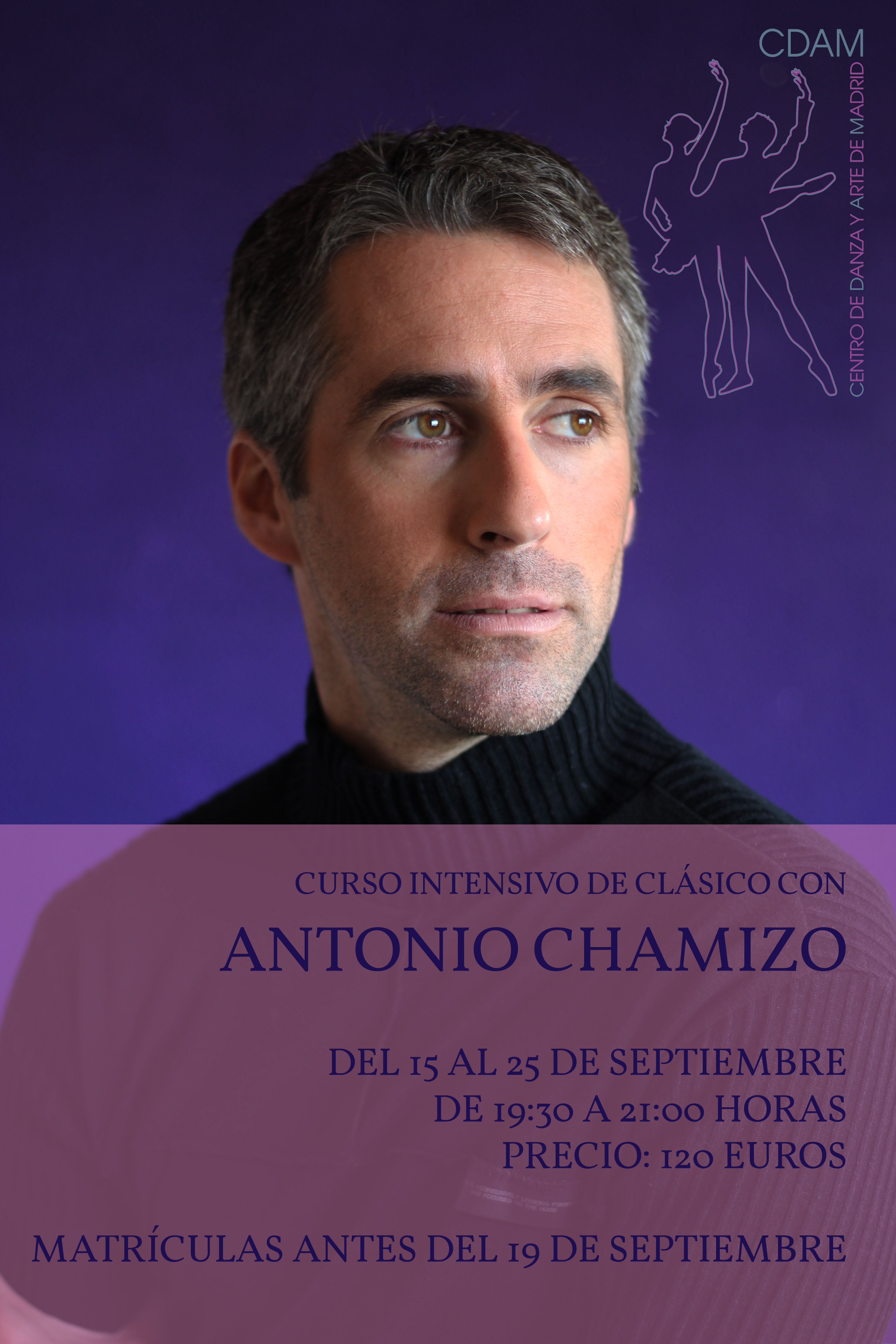 CURSO ANTONIO CHAMIZO