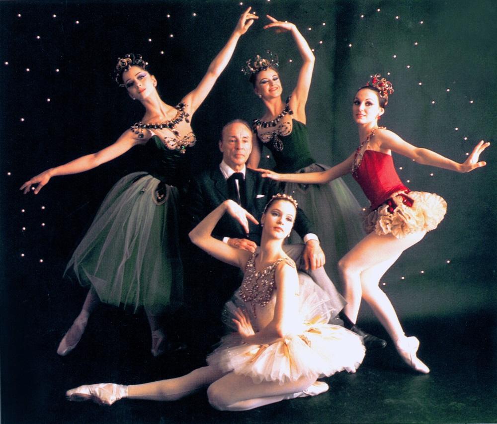 El Ballet Jewels, Una Obra Maestra De G. Balanchine