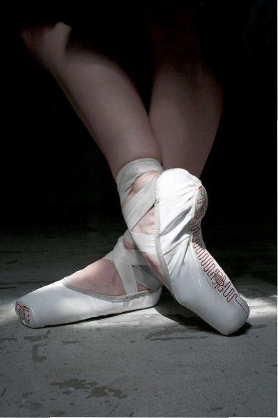 Las Zapatillas Que Dibujan
