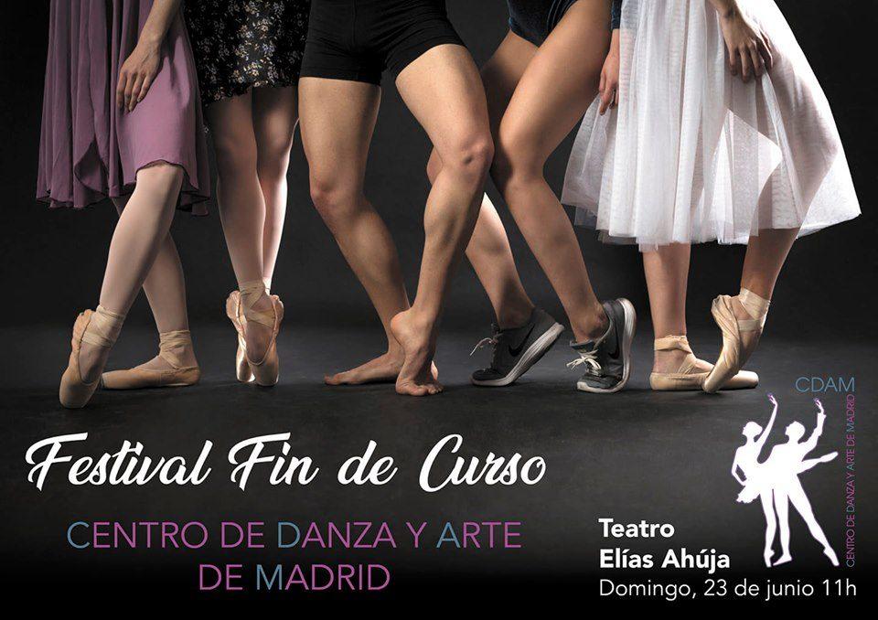 Ya Están A La Venta Las Entradas Para El Festival CDAM 2019!!